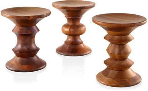 Eames® Walnut Stool   hivemodern.com