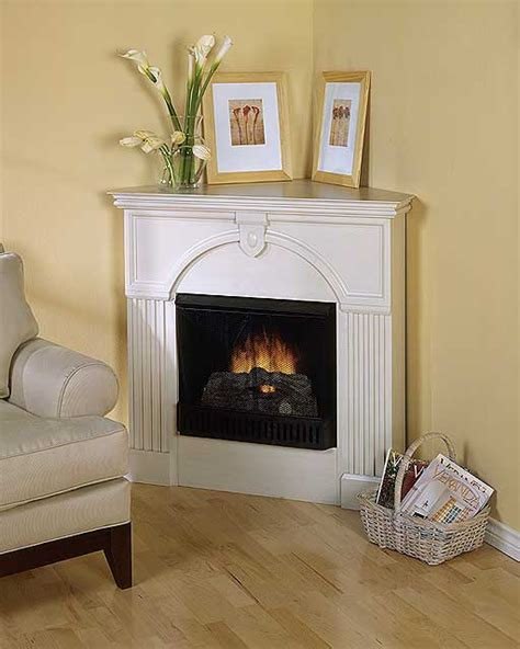 how to and how not to decorate a corner fireplace mantel