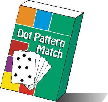 pattern match dot school math problem solving spatial digital files