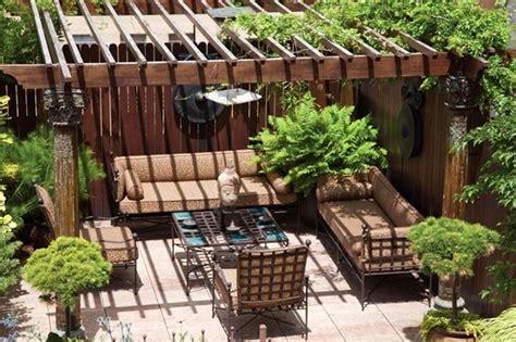 pergolato per terrazzo tettoie per terrazzi pergole e tettoie da giardino