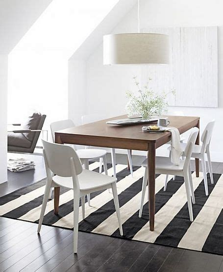 Dining Room Tables Crate And Barrel Oslo Dining Table Crate Barrel Kitchens And Dining