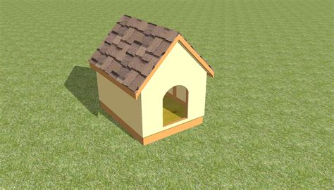 free dog house blueprints large dog house plans howtospecialist how to build step by step diy plans