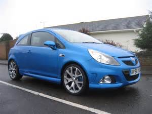 Blue Vauxhall Corsa Used Vauxhall Corsa 1 6 Turbo Vxr Arden Blue For Sale In