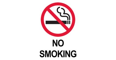 no smoking sign logo no smoking signs facility building signs signsite com