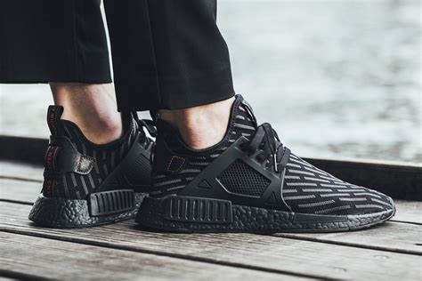 Grosir Adidas Nmd Xr1 Tripleblack now available adidas nmd xr1 quot black quot sneaker shouts