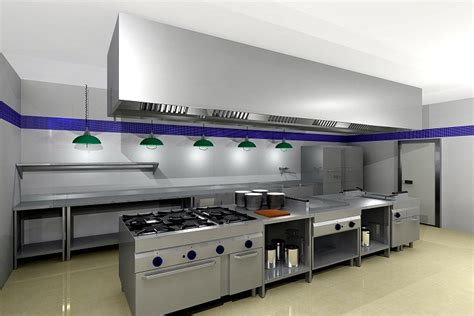 Commercial Kitchen Design by Restaurant Kitchen Restaurant Design 123