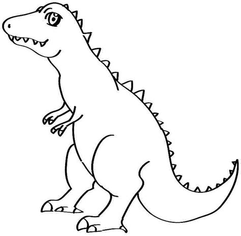 free dinosaur templates free coloring pages of trex footprint