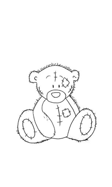 you tatty teddy coloring pages
