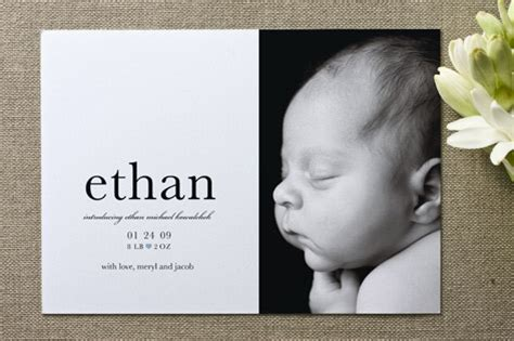 Recycled Home Decor by Float Tiny Heart Birth Announcements Julep