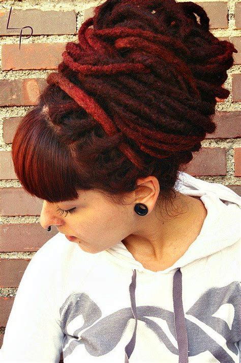shortbleached dreadlocksimages 186 best images about somewhat natural locs colorful on