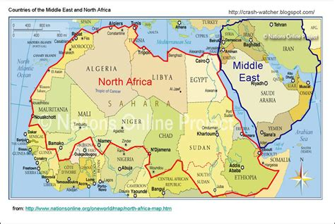 northern africa map crash watcher survey of exports from africa