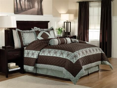 green and brown bedding details about 6 pc lofton brown sage green modern