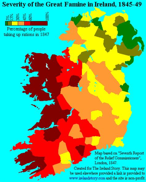 annals of the famine in ireland in 1847 1848 and 1849 books the famine distribution of famine effects