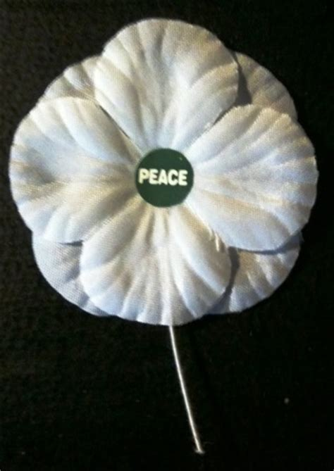 white poppy why i won t be wearing a remembrance day poppy