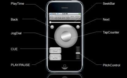 come usare console dj raijin e fujin due console per dj sull iphone iphone italia