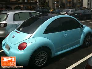 tiffany blue volkswagen beetle tiffany blue volkswagen new beetle 1 8t 毒舌痞子的五四三日記 痞客邦