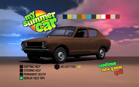My Summer Car | drive crap cars in your video games just like real life