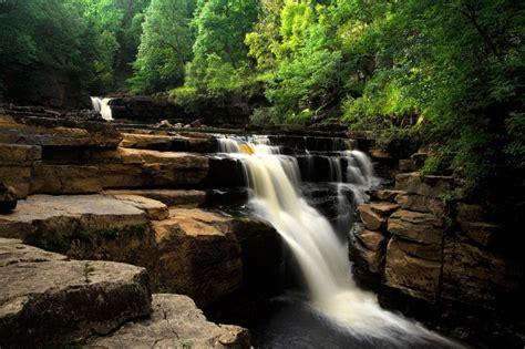 britains   beautiful waterfalls travel
