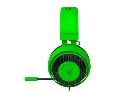 Original Razer Kraken Pro Esports Gaming Headset Green Rz04 razer kraken pro v2 gaming headset for esports pros