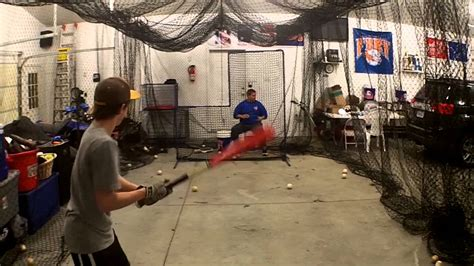 Garage Batting Net by Batting Cage Is In The Garage For The Winter Nov 25th 2013
