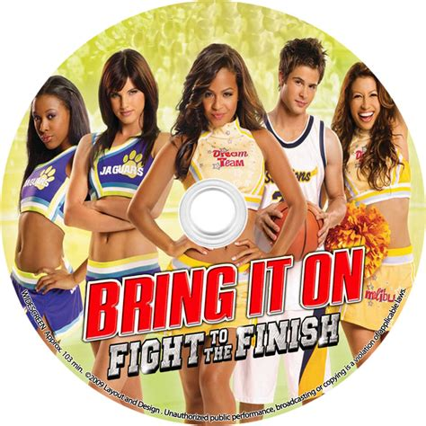 Dvd Bring It On bring it on cd custom dvd labels bring it on cd 001 dvd covers