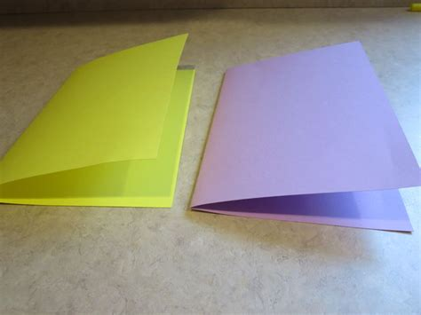 Paper Folding And Cutting - diy easter egg card 2