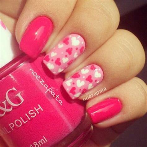 nail for valentines 36 and lovely nail design for valentine s day
