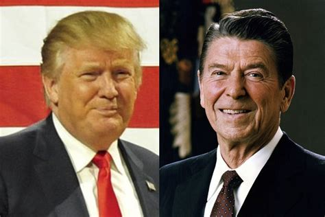ronald reagan donald trump donald trump could be seen as the modern version of