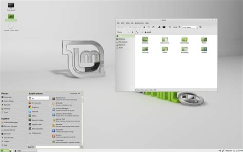 Linux Mint L by Linux Mint 14 Released Leaves Fresh Taste In Our Mouths