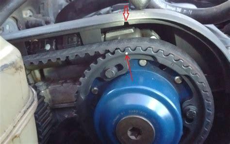 diy  volvo xc   miles timing belt water pump serpentine belt volvo forums