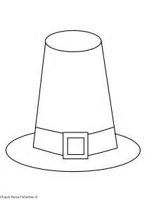 pilgrim hat template printable church house collection free printable pilgrim