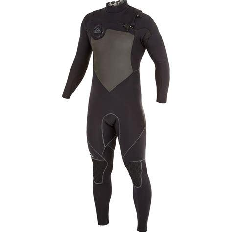 Quiksilver Semi Keramik Black Silver quiksilver 3 2 ag47 chest zip wetsuit s