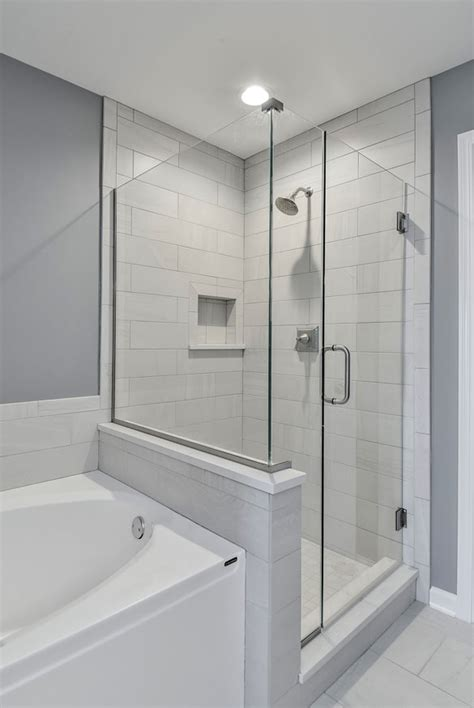 Standard Frameless Shower Door Sizes Shower Sizes Your Guide To Designing The Shower