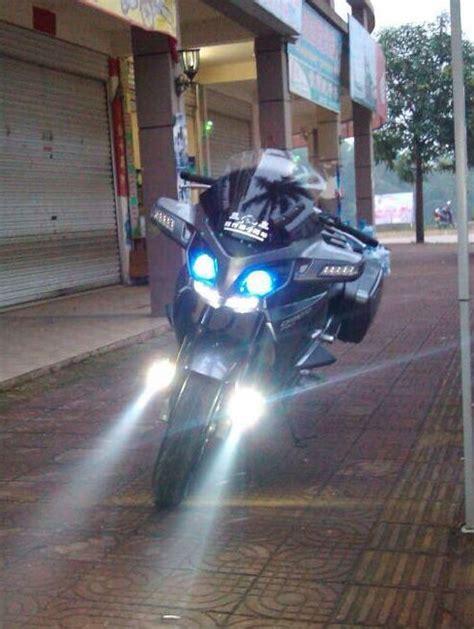Stopl Running Led Vario 125 1 Mode Set motorcycle universal 125w cree u5 led beam driving fog spot light white l headlight for