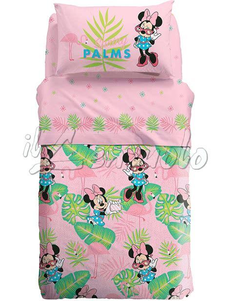 Copriletto Disney by Copriletto Una Piazza E Mezza Disney In Panama Minnie Palm