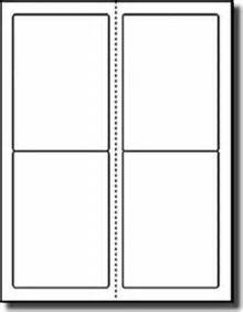 Avery 5168 Template by Laser And Inkjet Printable Labels 3 5 X 5 Use Avery