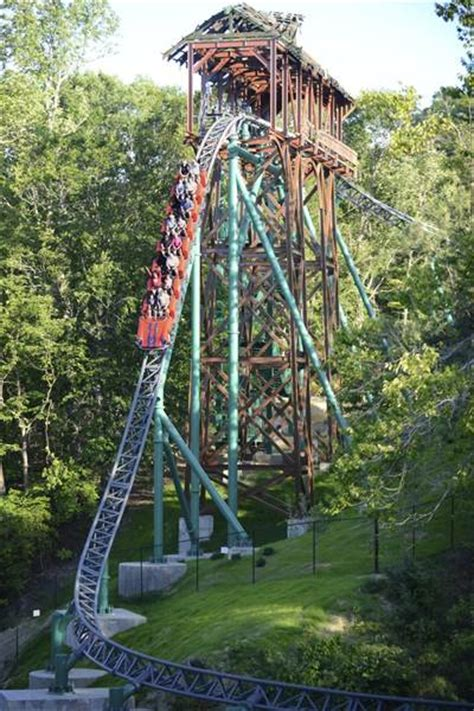 Busch Gardens Height Requirements by New Roller Coasters Offer Twists Turns And One Of A