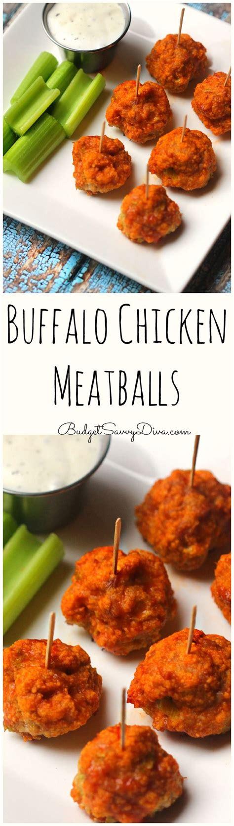 buffalo chicken meatballs recipe food chicken meatball recipes appetizer recipes ground