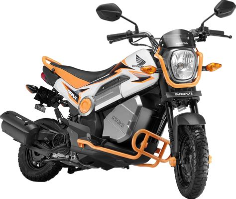 Honda Motorrad Neu by Honda Navi Price Mileage Specifications News Review