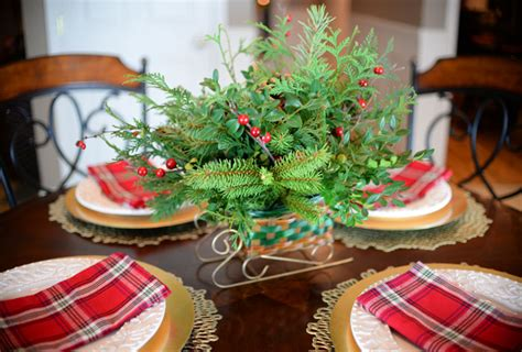 evergreen centerpieces diy evergreen centerpieceliving rich on less
