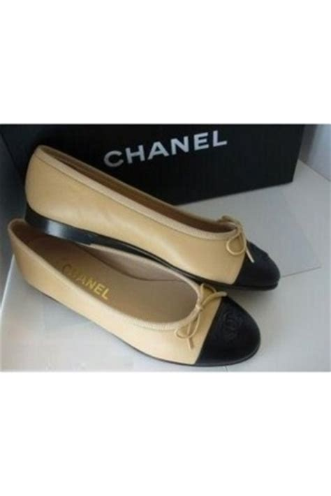 chanel shoes flat chanel shoes quot chanel ballet flats quot by kristinthegreat