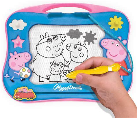 how to make magna doodle 31 cra z peppa pig travel magna doodle playset
