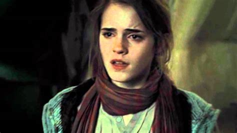 hermione granger in the 1st movoe draco hermione kiss manip youtube