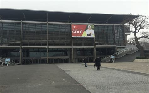 le salon du golf 2015 fait grise mine