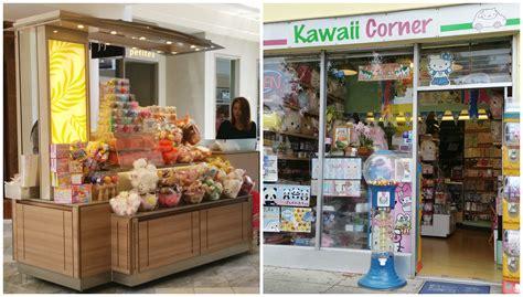 a squishy store near me visiting kawaiixcandy and kawaiicorner