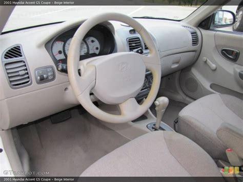Hyundai Accent 2001 Interior by 2001 Hyundai Accent Image 10