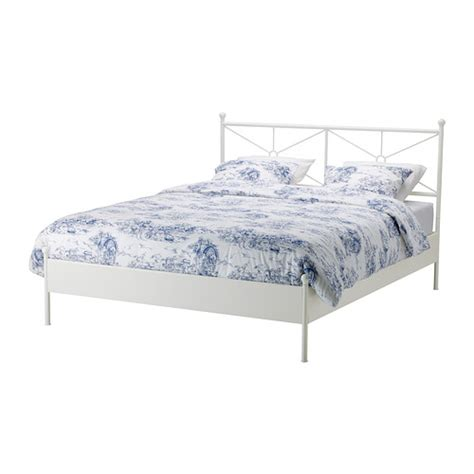 ikea double bed musken bed frame queen ikea