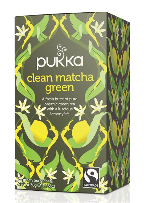 Pukka Detox Tea Side Effects by Need A Pukka Matcha Makeover Join Our 3 Day Cleanse
