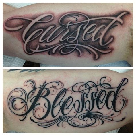 tattoo letter shading designs by bj betts lettering