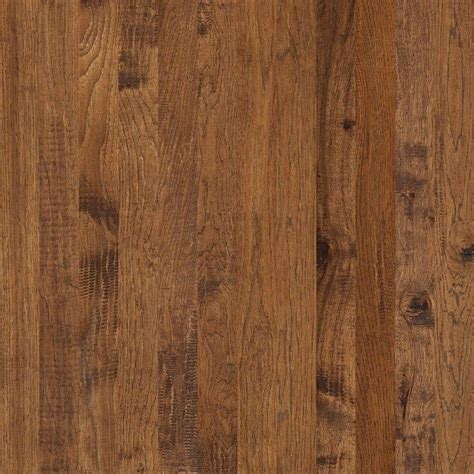 western hardwood floor shaw western hickory passage 3 4 in thick x 3 1 4 in